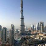 Burj Dubai Tower moves closer to completion