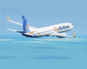 Check in with Windows Tablets at Flydubai