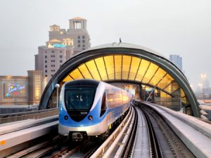Dubai Metro Green Line Update