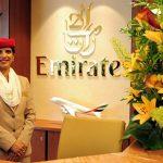 Emirates New Lounge at Birmingham Airport
