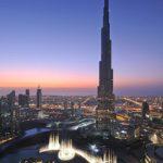The Armani Hotel at the Burj Khalifa, Dubai