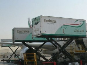 Dubai International Airport Cargo Terminal