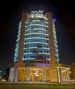 City Seasons Hotel near Dubai Airport