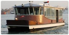 Dubai Water Bus