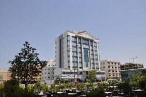 Dream Palace Hotel in Dubai