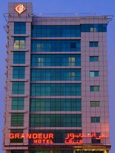 Grandeur Hotel in Dubai