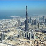 Dubai in Top 10 Tourist Destinations