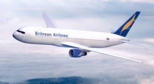 Eritrean Airlines to Dubai