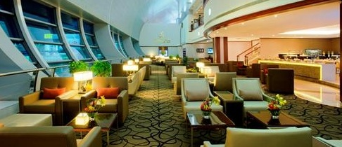 Emirates New First Class Lounge at Dubai Airport