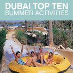 Dubai Summer Activities