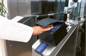 Dubai Airport Smart E-gates